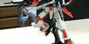 HG 1/144 R16 MBF-M1 M1 Astray: Assembled. New Photoreview No.15 Large Images