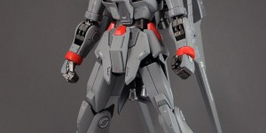 RE/100 Gundam MK-III modeled by HANCO. Full Photoreview