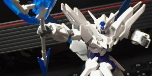 [Assembled] HGBF 1/144 TRANSIENT GUNDAM UPDATE NEW Big Size Images, Info release