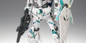 Gundam Fix Figuration Metal Composite Unicorn Gundam Awakening spec. (覚醒仕様): UPDATE No.8 Big Size Official Images, Info
