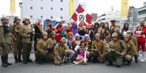 [Cosplay] Nippombashi Street Festa 2014: ZEON Veterans Invasion! Photoreport No.8 Big Size Images