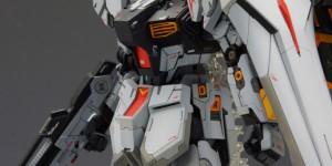 MG 1/100 RX-93 Hi Nu Gundam Ver.Ka w/Conversion Kit: Work by skims. Full Photoreview No.21 Hi Res Images
