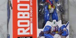 Robot Damashii (Side MS) Gundam AGE-1 Spallow: Review No.24 New Large & Big Size Images