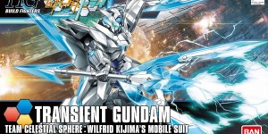 HGBF 1/144 TRANSIENT GUNDAM: Finally in Hi Res Images, BOX ART, MANY Official Images, Info Release
