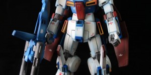 HGUC ZZ Gundam: Work by Isharrizki (Indonesia) PHOTO REVIEW