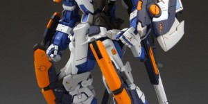 MG 1/100 Gundam Astray Blue Frame L3 Type: [MG/PMP Custom Build] Latest Work by 模灵 PhotoReview