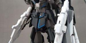 HGBF 1/144 Lightning Gundam Full Armed Custom: Work by akamasatou. Photoreview