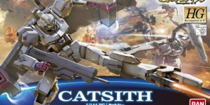 HG 1/144 CATSITH: Box Art, Hi Res Official Images, Info Release