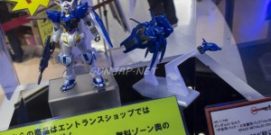 [Gundam Front Tokyo] Limited HG 1/144 Gundam G-Self SPACE METALLIC COLOR Ver.GFT on Display: Exclusive Big Size Images