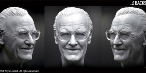 PREVIEW: 1/6 Hot Toys's STAN LEE