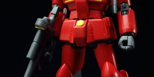 HGUC REVIVE 1/144 Guncannon: Assembled. First Photoreview