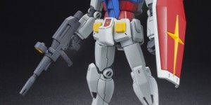 HGUC 1/144 RX-78-2 Gundam -REVIVE- latest molding technology and new mold: Official Images, Info