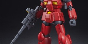 HGUC RX-77-2 Guncannon -REVIVE- latest molding technology and new mold: Official Images, Info