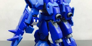 HGBF 1/144 DOM R35 assembled: First PHOTO REVIEW No.25 Images