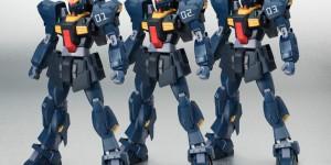 P-Bandai ROBOT魂 Gundam Mk-II (Titans use): Official Images, Info Release