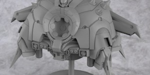 [WAVE] 1/144 APSALUS II: First Big Size Official Images, Info