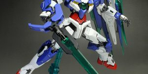 [WORK] Tai's RG 1/144 GNT-0000 00 QAN[T]: Big Size Images