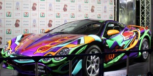 16-Million Yen Evangelion Car Already Has Over 500 Lottery Applications. Big Size Images, Video, Info