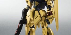 ROBOT魂 (Side MS) MSN-00100 Hyaku Shiki UPDATE Big Size Official Images, Info Release