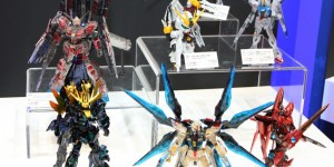 Gunpla EXPO World Tour JAPAN 2014 Gunpla Limited Editions! Full Photoreport No.16 Hi Res Images, Info Releases