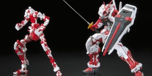 RG 1/144 Gundam Astray Red Frame: ADDED MANY New Big Size Official Images, Info Release