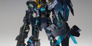 GUNDAM FIX FIGURATION METAL COMPOSITE Banshee Norn (覚醒仕様) First Official Big Size Images, March 2015 release