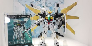 MG 1/100 Gundam Double X @ Gunpla EXPO World Tour Japan 2014: No.6 Hi Res Images, Info Release