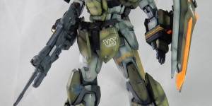 MG 1/100 Duel Gundam Assault Shroud Full Armor Color: Photo Review No.10 Big Size Images, Info