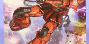 HG GTO 1/144 MS-05S CHAR AZNABLE'S ZAKU I: BOX OPEN REVIEW