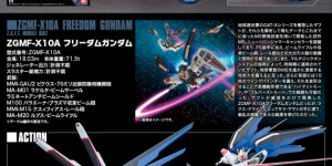 HGCE REVIVE 1/144 Freedom Gundam: Added Many NEW Big Size Official Images, Info Release
