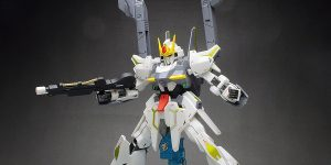 [WORK REVIEW] HGBF 1/144 LUNAGAZER GUNDAM painted build: Big Size Images