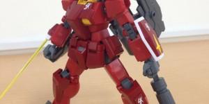 HGBF 1/144 Gundam Amazing Red Warrior UPDATE Images, Info Release