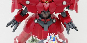 FULL PHOTOREVIEW!!! P-Bandai ASSAULT KINGDOM NEO ZEONG! No.69 Amazing Hi Res Images!