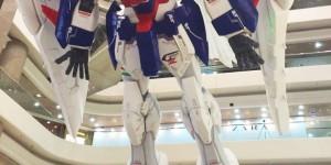 Gundam Docks at Hong Kong II: 1/3 scale Wing Zero Custom, other. UPDATE PHOTO REPORT!, Info