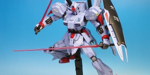 RE/100 Gundam Mk-III: WOW already Painted Build! Full Photoreview No.16 Full Size Images