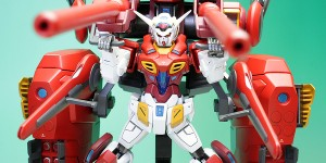 HG 1/144 Gundam G-Self Assault Pack: Work by TAI's Factory. Full Photoreview Hi Res Images
