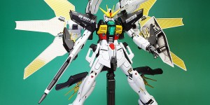 MG 1/100 GUNDAM DOUBLE X -assembled/PAINTED- Full Photoreview No.20 Full Size Images