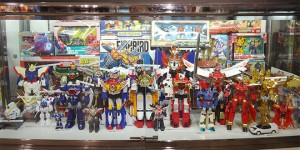 Anime and toys are Japan's great culture! WAKAFUJI Collection! Anime Fan opens Gallery to show his Amazing Collection! Full Info, Official LINK