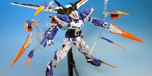 MG Gundam Astray Blue Frame D PAINTED BUILD: Photoreview No.22 Hi Res Images