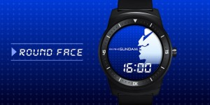 Android Wear向けアプリ [Mobile Suit Gundam RX-78-2 Watch face]: Images, Info, Download LINK