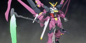 Tai's Factory HGBD 1/144 ZGMF-X20A-LP / GUNDAM LOVE PHANTOM painted build