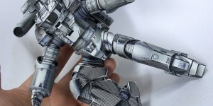 1/12 Monochrome Model Mobile Infantry POWERED SUIT: Another Amazing Work by mumumuno53 Full Photoreview! It is NOT a drawing!