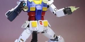 [Painted Build] MG 1/100 RX-78-02 Gundam (Gundam The Origin版) REVIEW No.19 Big Size Images, Info