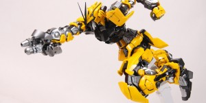 MG 1/100 Astray Gundam Ver.Bumblebee: Work by B_Lei Full Photoreview No.27 Wallpaper Size Images
