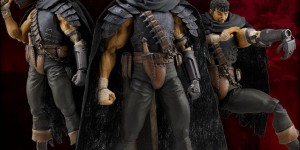 BERSERK: Figma Guts the Black Swordsman Ver. BIG Size Promotional Posters, Info