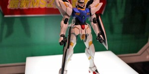 AG 1/144 Gundam Legilis: Preview Large Images (Assembled Gunpla) + Official Mecha Design, Info