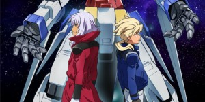 Mobile Suit Gundam AGE: Memory of Eden premieres June 29th: Full Info, No.2 Official Poster Size Image