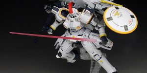 [WORK] RG 1/144 TALLGEESE EW painted build review