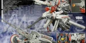 G-System 1/100 MSA-0011[BST] PLAN303E Deep Striker MG Conversion Kit: Full Photoreview No.50 Images, Full Info