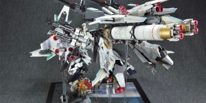 [DIORAMA] Amazing Full Armor Unicorn Gundam Full Guard Mode: Beautiful Work by 望月 FULL PHOTOREVIEW No.49 Hi Res Images